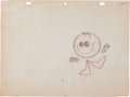 Animation Art:Production Drawing, JOT the Dot Animation Production Drawing Original ArtGroup (RATC/Keitz & Herndon, c. 1970s)....