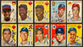 Baseball Cards:Lots, 1954 Topps Baseball Collection With Stars (183). ...