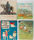 Books:Children's Books, [Children's Illustrated]. Lynd Ward, et al. [illustrators]. Groupof Four Books. Various editions and publishers. Publisher'...(Total: 4 Items)