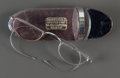 Estate Jewelry:Other , RENOIR'S SPECTACLES. THE RENOIR COLLECTION. ... (Total: 2 Items)