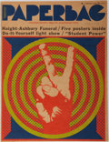 Books:Literature 1900-up, [Counterculture, Underground Journal]. Paperbag. Vol. I. No.I. MPS, 1968. First edition, first printing. Publis...