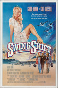 """Movie Posters:Drama, Swing Shift and Other Lot (Warner Brothers, 1984). One Sheets (2) (27"""" X 41""""). Drama.. ... (Total: 2 Items)"""