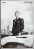 "Movie Posters:James Bond, Skyfall (MGM, 2012). IMAX Poster (13.5"" X 19.5""). James Bond.. ..."