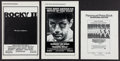 """Movie Posters:Sports, Rocky II & Others Lot (United Artists, 1979). Uncut Pressbook (16 Pages, 11"""" X 17"""") & Uncut Pressbook Advertising Supplement... (Total: 3 Items)"""