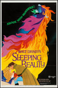 "Movie Posters:Animation, Sleeping Beauty (Buena Vista, R-1970). One Sheet (27"" X 41"") &Pressbook (11"" X 17"") Style A. Animation.. ... (Total: 2 Items)"