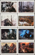 "Movie Posters:Adventure, Quest for Fire Photo Portfolio by Ernst Haas (20th Century Fox,1981). Portfolio With Photos (8) (11.25"" X 14.5""). Adventure...(Total: 8 Items)"