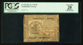 Colonial Notes:Continental Congress Issues, Continental Currency July 22, 1776 $5 PCGS Apparent Very Fine 20.....