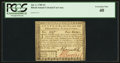 Colonial Notes:Rhode Island, Fully Signed Rhode Island July 2, 1780 $4 PCGS Extremely Fine 40.. ...