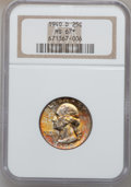 Washington Quarters, 1940-D 25C MS67 ★ NGC....