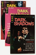 Silver Age (1956-1969):Horror, Dark Shadows Group (Gold Key, 1969-76) Condition: Average VF....(Total: 15 Comic Books)