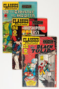 Golden Age (1938-1955):Classics Illustrated, Classics Illustrated First Editions Group (Gilberton, 1949-51) Condition: Average GD.... (Total: 18 Comic Books)