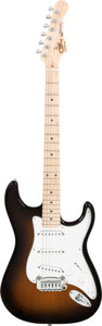 Musical Instruments:Electric Guitars, 2011 G & L Legacy Sunburst Solid Body Electric Guitar, Serial #CLF061129....