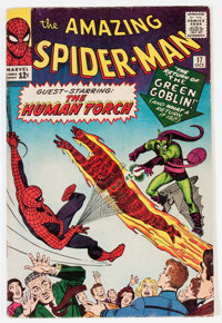 The Amazing Spider-Man #17 (Marvel, 1964) Condition: GD/VG