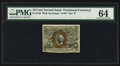 Fractional Currency:Second Issue, Fr. 1246 10¢ Second Issue PMG Choice Uncirculated 64.. ...