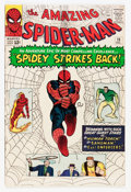 Silver Age (1956-1969):Superhero, The Amazing Spider-Man #19 (Marvel, 1964) Condition: FN-....