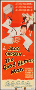 """Movie Posters:Comedy, The Good Humor Man (Columbia, 1950). Insert (14"""" X 36""""). Comedy....."""