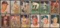 Baseball Cards:Lots, 1957 Topps Baseball Partial Set (293/407) With Stars & HoFers....