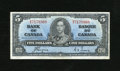 Canadian Currency: , BC-23C $5 1937.. Here is a nice example for the grade. Fine....