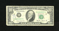 Error Notes:Ink Smears, Fr. 2027-B $10 1985 Federal Reserve Note. Fine. A $10 1985 FRN withtwo separate and distinct areas of green ink smearing on...
