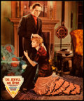 "Movie Posters:Horror, Dr. Jekyll and Mr. Hyde (Paramount, 1931). Jumbo Lobby Card (14"" X17"").. ..."