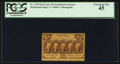 Fractional Currency:First Issue, Fr. 1279 25¢ First Issue PCGS Extremely Fine 45.. ...