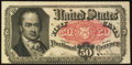 Fractional Currency:Fifth Issue, Fr. 1380 50¢ Fifth Issue Choice About New.. ...