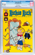Silver Age (1956-1969):Humor, Richie Rich #16 File Copy (Harvey, 1963) CGC NM+ 9.6 Off-white pages....