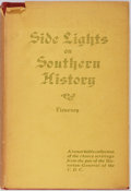 Books:Americana & American History, [Civil War]. Mary H. Flournoy. Side Lights on SouthernHistory. Dietz Press, 1939. First edition, first printing.Pu...