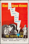 "Movie Posters:Drama, The Fugitive Kind (United Artists, 1960). One Sheet (27"" X 41""). Drama.. ..."