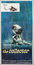 """Movie Posters:Thriller, The Collector (Columbia, 1965). Three Sheet (41"""" X 78.5"""").Thriller.. ..."""