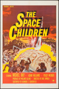 "Movie Posters:Science Fiction, The Space Children (Paramount, 1958). One Sheet (27"" X 41""). Science Fiction.. ..."