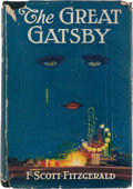 Books:Literature 1900-up, F. Scott Fitzgerald. The Great Gatsby. New York: CharlesScribner's Sons, 1925. First edition, first printing, w...