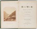 Books:Photography, [Photography]. L. W. Brodhead. The Delaware Water Gap. Sherman, 1867. First edition, first printing. Publisher's...