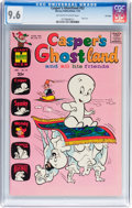 Bronze Age (1970-1979):Cartoon Character, Casper's Ghostland #52 File Copy (Harvey, 1970) CGC NM+ 9.6Off-white to white pages....