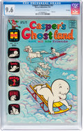 Bronze Age (1970-1979):Cartoon Character, Casper's Ghostland #53 File Copy (Harvey, 1970) CGC NM+ 9.6Off-white to white pages....
