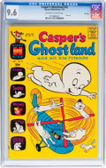 Bronze Age (1970-1979):Cartoon Character, Casper's Ghostland #55 File Copy (Harvey, 1970) CGC NM+ 9.6Off-white to white pages....