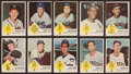 Baseball Cards:Sets, 1963 Fleer Baseball Near Set (59/66). ...