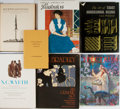 Books:Art & Architecture, [Art and Illustration]. Wyeth, Kent, and Others. Group of Six Books. Various editions and publishers. Good or better conditi... (Total: 7 Items)
