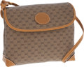 Luxury Accessories:Bags, Gucci Crossbody Vintage Monogram Canvas and Leather Bag. ...