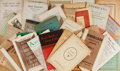 Books:Books about Books, [Books About Books, Goodspeeds]. Group of Approximately 40Goodspeed's Rare Book Catalogs. Publisher's wrappers. Generallyv... (Total: 40 Items)
