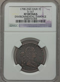 Large Cents, 1798 1C Second Hair Style, S-167, B-33, R.1 -- Environmental Damage-- NGC Details. XF. NGC Census: (0/0). PCGS Population ...