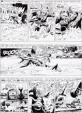 Original Comic Art:Panel Pages, Joe Kubert Our Army at War #133 Sgt. Rock Page 18 OriginalArt (DC, 1963)....