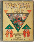 Books:Children's Books, Edgar Keller [illustrator]. Grace Duffie Boylan. Yama YamaLand. Reilly & Britton, [n. d.]. Publisher's binding ...