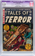 Golden Age (1938-1955):Horror, Tales of Terror Annual #3 (EC, 1953) CGC Apparent VG/FN 5.0 Slight(A) Cream to off-white pages....