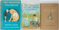Books:Children's Books, E. B. White and Norton Justin. Lot of Three Modern ClassicChildren's Books. Including: E. B. White. Stuart Little...(Total: 3 Items)
