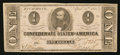 Confederate Notes:1863 Issues, T62 $1 1863 PF-6 Cr. 471.. ...
