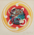 Prints:Contemporary, JAMES ROSENQUIST (American, b. 1933). Circles of Confusion andLite Bulb, 1966. Color screenprint. 22-3/4 x 22-3/4 inche...