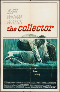 """The Collector (Columbia, 1965). One Sheet (27"""" X 41""""). Thriller"""