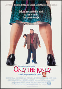 "Only the Lonely (20th Century Fox, 1991). One Sheet (27"" X 40""). DS. Comedy"