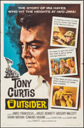 """Movie Posters:War, The Outsider (Universal, 1962). One Sheet (27"""" X 41""""). War.. ..."""